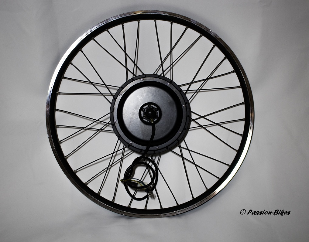 passion bikes e bike pedelec umbausatz kit 1500 watt. Black Bedroom Furniture Sets. Home Design Ideas