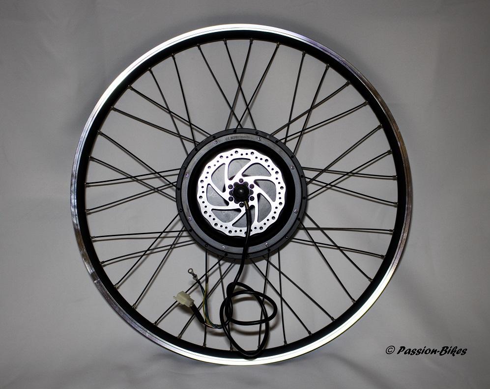passion bikes e bike pedelec umbausatz kit 1500 watt. Black Bedroom Furniture Sets. Home Design Ideas