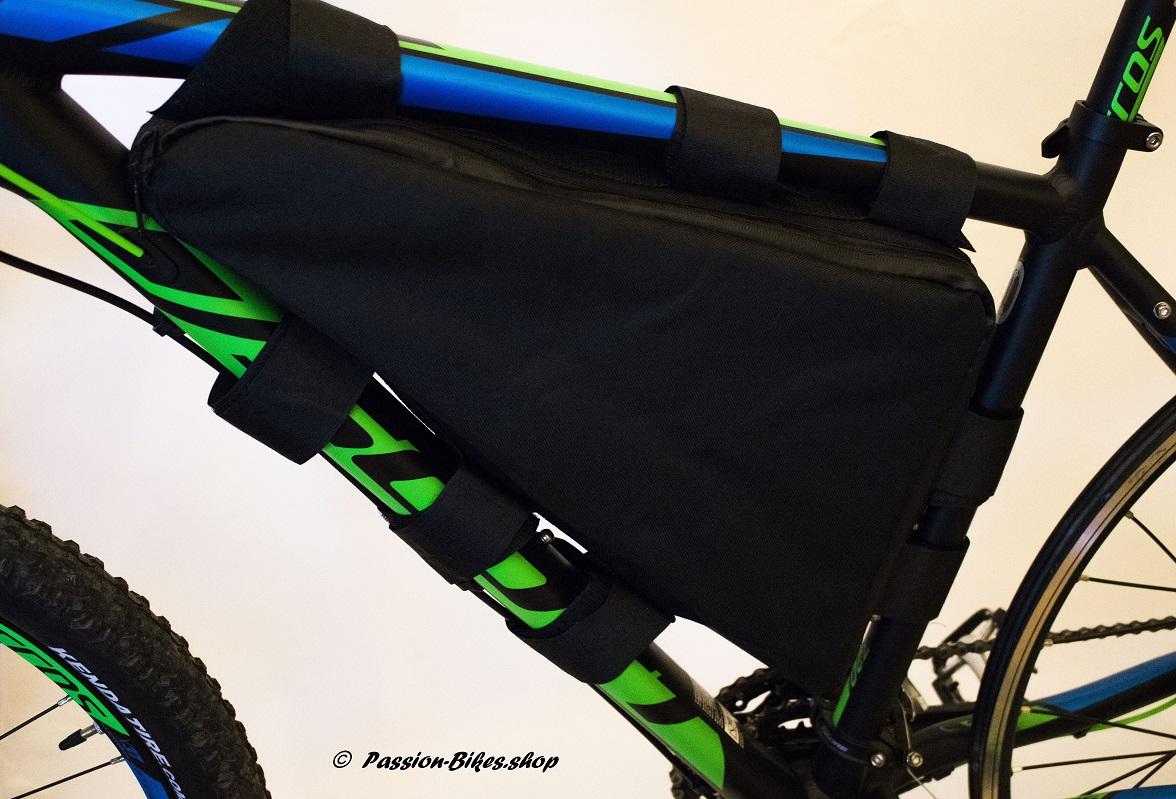 Passion-Bikes - E-Bike / Pedelec Akku Pack Rahmentasche